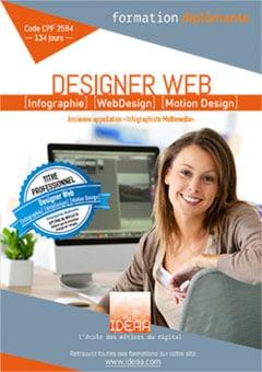 Formation Concepteur Designer UI